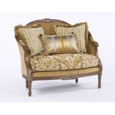 Elegant French Style Settee