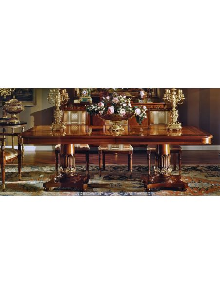 Dining Tables Empire style, high end dining table
