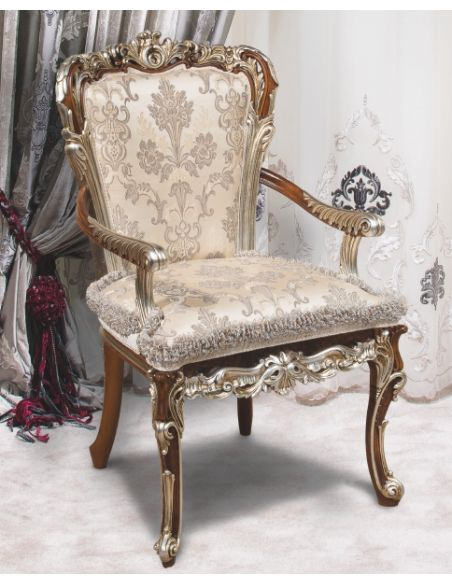 Dining Chairs 45 Empire style dining chairs, Furniture Masterpiece Collection.