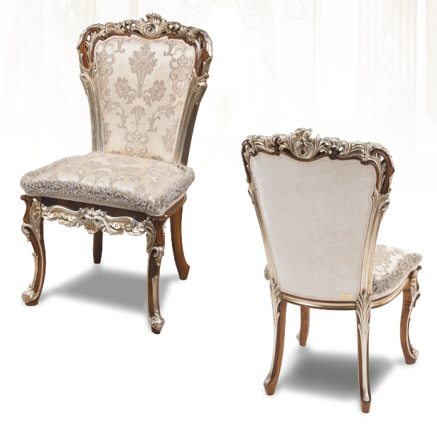 Beau Dining Chairs 45 Empire Style Dining Chairs, Furniture Masterpiece  Collection.