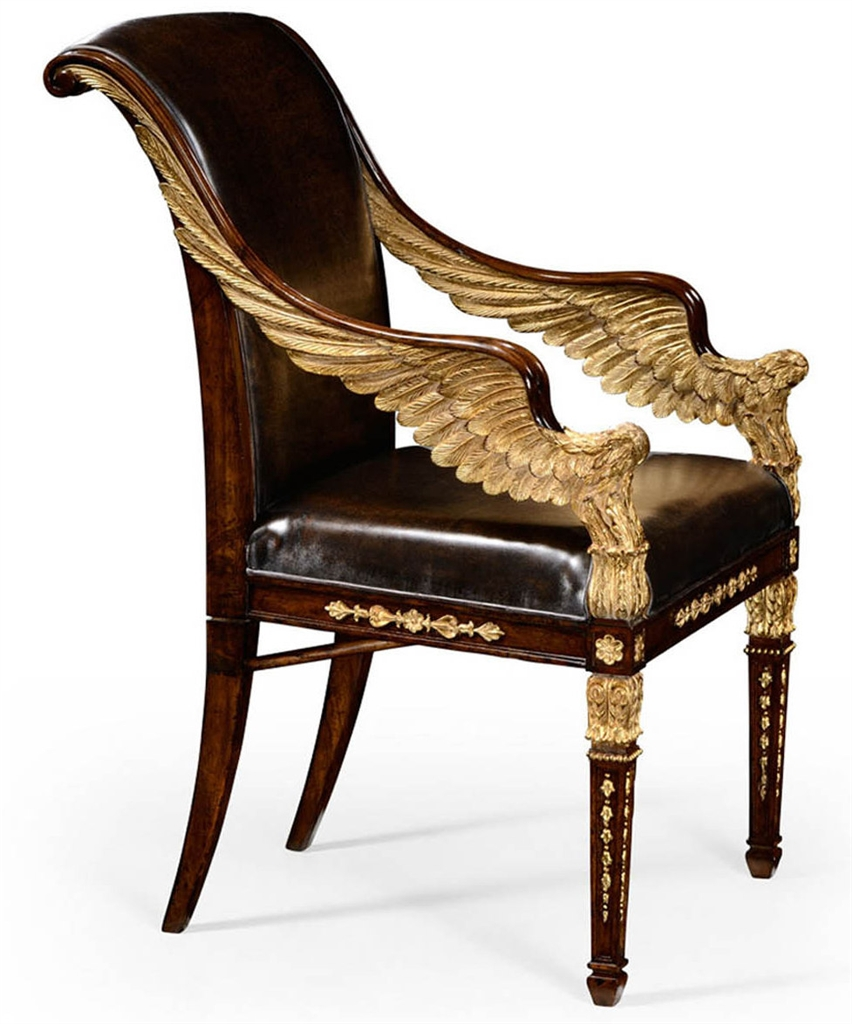 Superbe Dining Chairs Empire Style Furniture. High End Dining Chair, Accent Chair