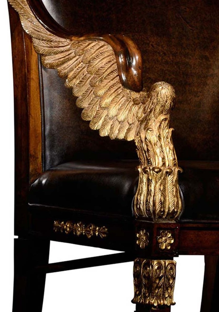 empire style furniture high end dining chair empire high end dinning room furniture carved side chair