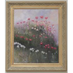 Original oil paintings. Enchanted by Artist Anne-Marie Debuissert.