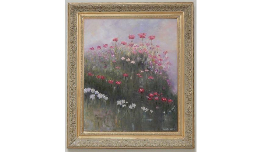 Original Oil Paintings By Artist: Anne-Marie Debuissert Original oil paintings. Enchanted by Artist Anne-Marie Debuissert.