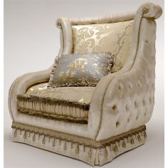 Furniture Masterpiece Collection, chair. Handmade in Europe.