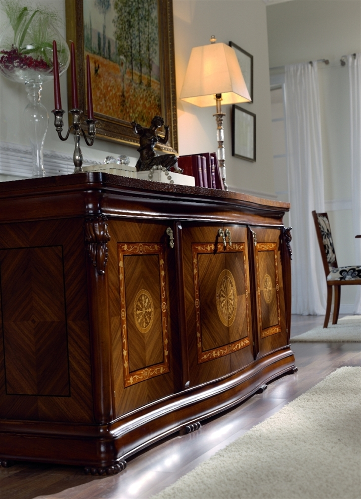Breakfronts U0026 China Cabinets 11 Best Of European Made Furniture. Cradenza  With Marquetry.