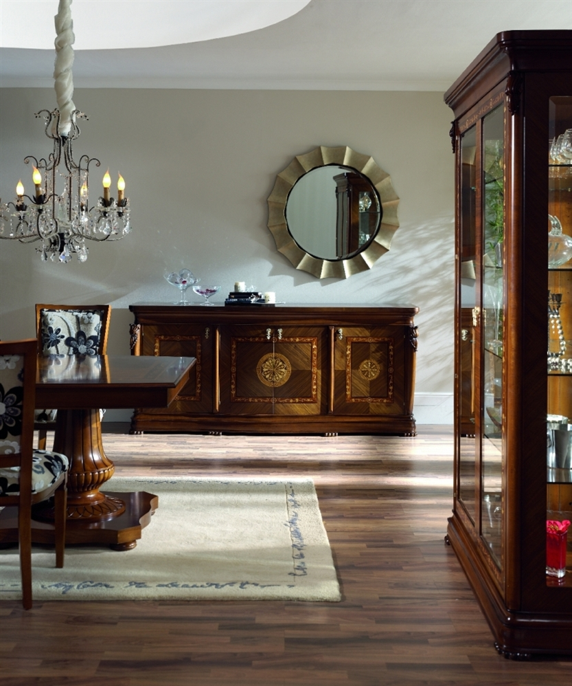 Superieur Breakfronts U0026 China Cabinets 11 Best Of European Made Furniture. Cradenza  With Marquetry.