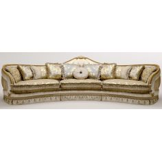 Furniture Masterpiece Collection, sectional. Handmade in Europe.