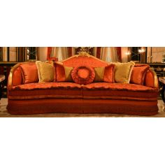Furniture Masterpiece Collection, sofa. Handmade in Europe.