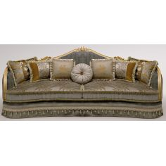 Furniture Masterpiece Collection, sofa. Handmade in Europe by talented artisans
