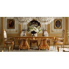 Classic dining furniture. Exquisite craftsmanship.
