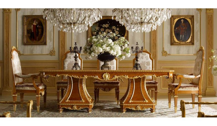 Dining Tables Classic dining furniture. Exquisite craftsmanship.