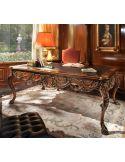 Extraordinary luxury writing desk. Furniture masterpiece collection.