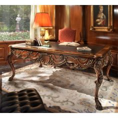 Extraordinary luxury writing desk. Furniture masterpiece collection.