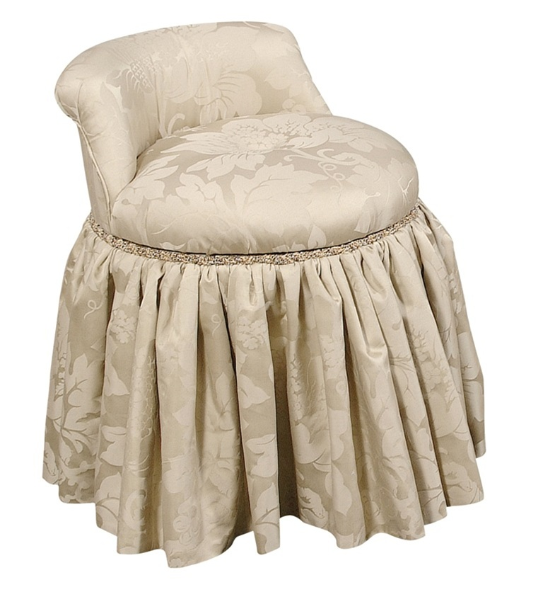 Skirted Chairs Bleecker Bridgewater Chair Sofa Displaying Nice Pattern An