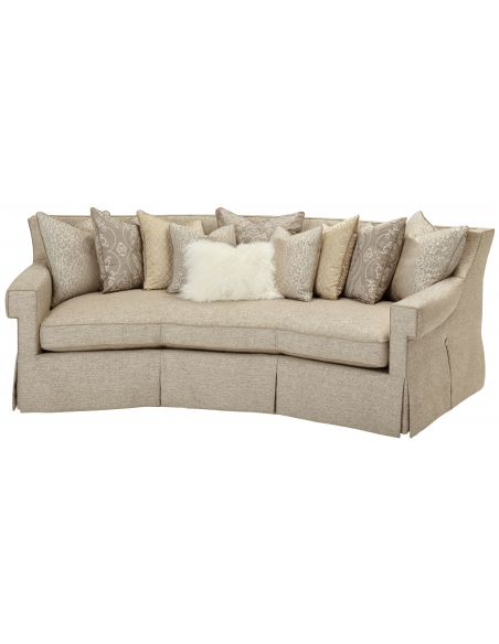 SOFA, COUCH & LOVESEAT Upholstered Living Room Sofa