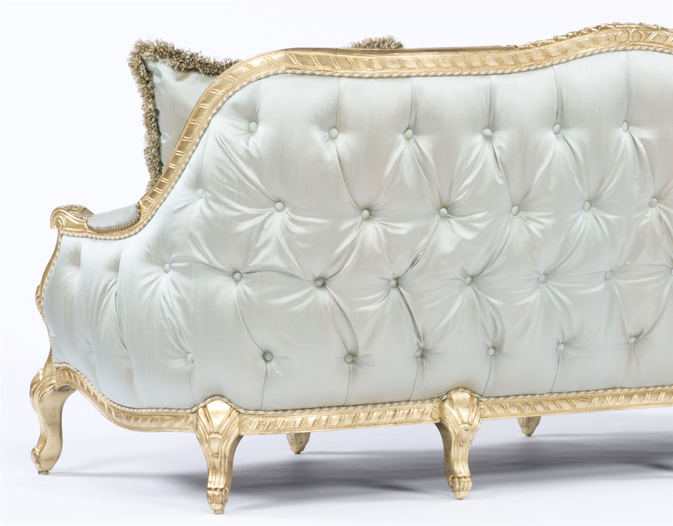 French furniture - Sofa Couch Loveseat French Style Sofa Tufted Luxury Furniture