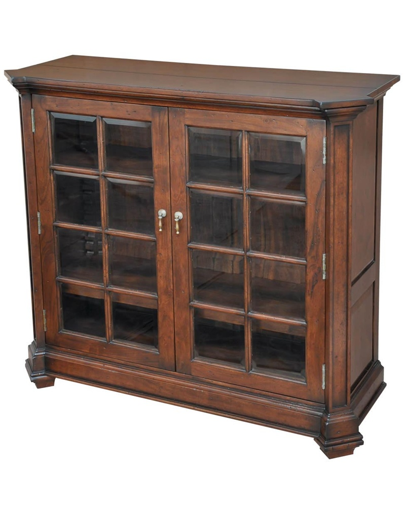 French Window Pane Cabinet