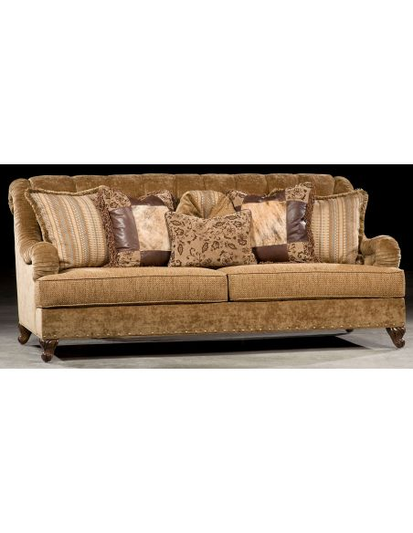 SOFA, COUCH & LOVESEAT Great value living room sofa. 7