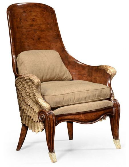 Guardian Angel Wings Chair.