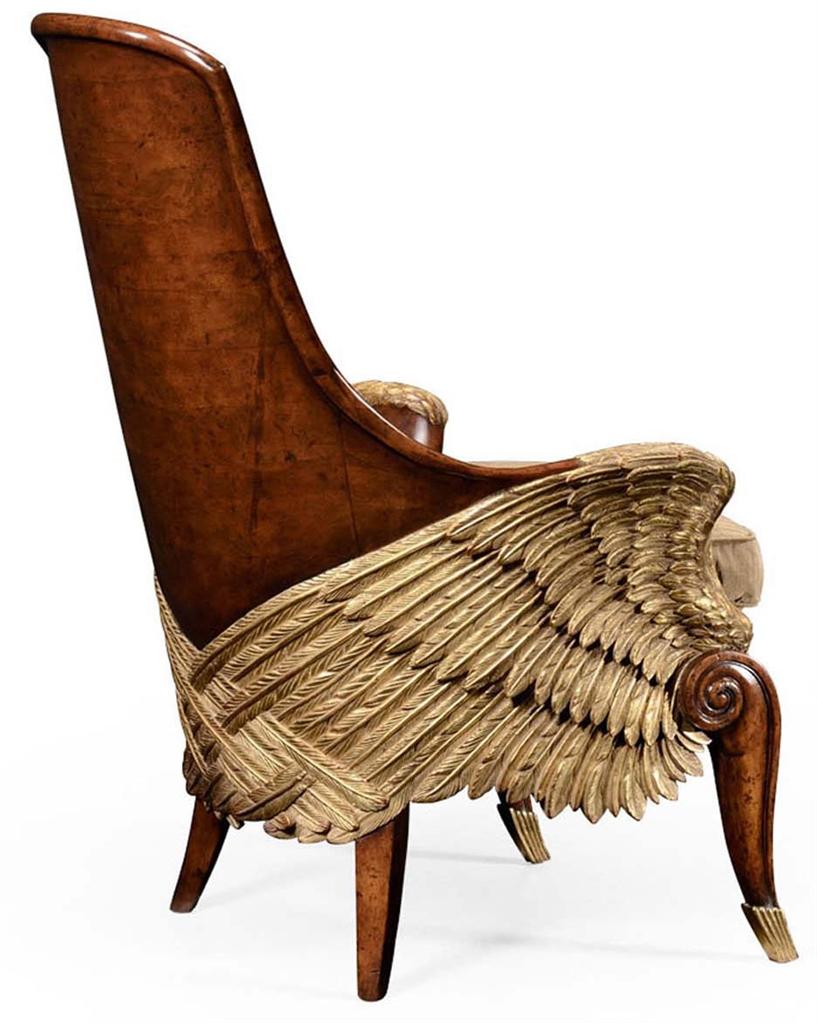Guardian Angel Wings Chair