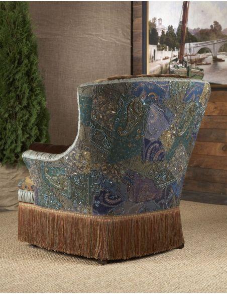 Gypsy high style chair classy furniture