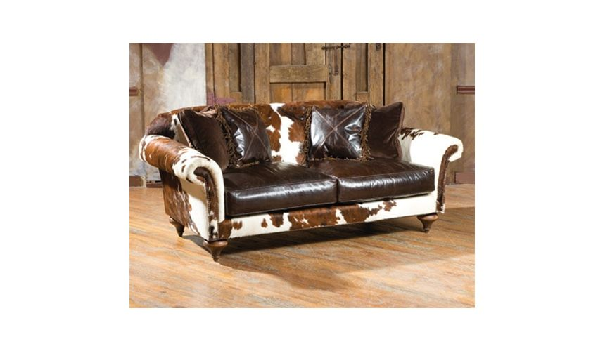 SOFA, COUCH & LOVESEAT High End Ranch of the West Sofa