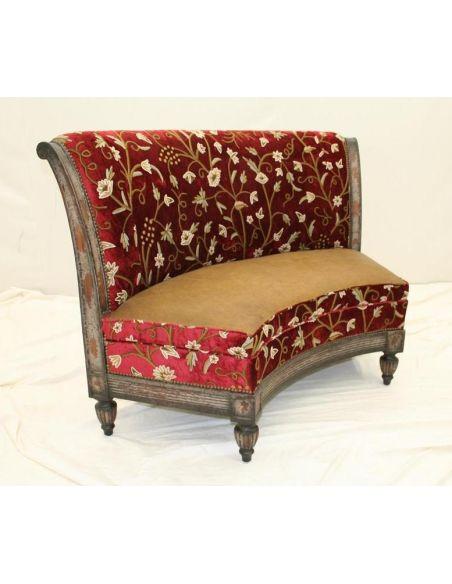 Luxury Leather Furniture Havana Club Sofa