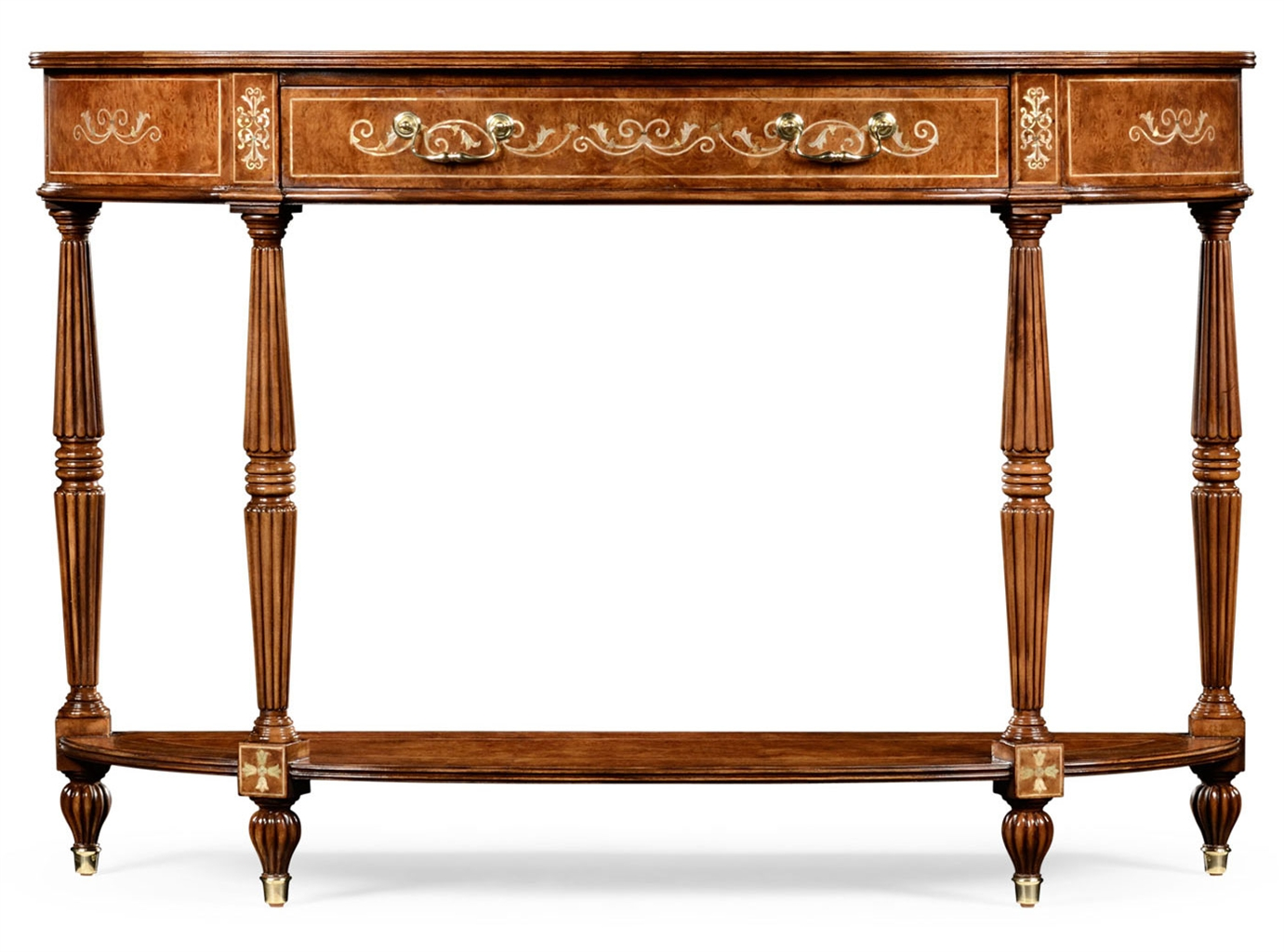 New 28 high sofa table high end demilune console for Sofa table 36 high