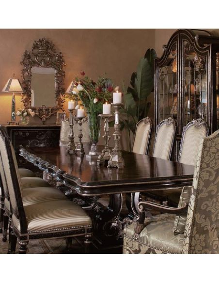 Dining Chairs High end dining side chair, dining room furniture 45