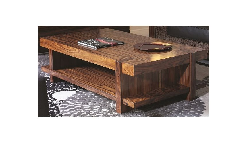 Coffee Tables Wooden Cocktail Table