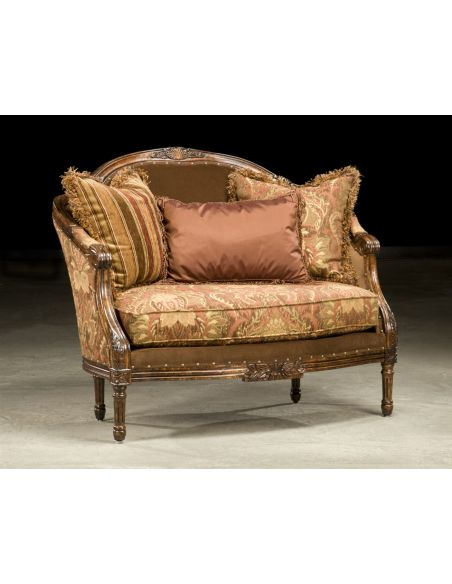 SETTEES, CHAISE, BENCHES High Style Settee