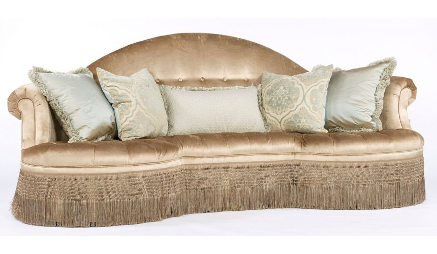 SOFA, COUCH & LOVESEAT Hollywood Glam Sofa