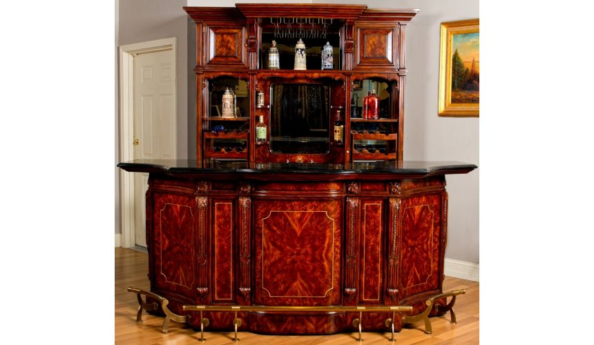 Upscale Bar Furniture Home Bar Furniture