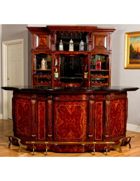Upscale Bar Furniture Home Bar Furniture