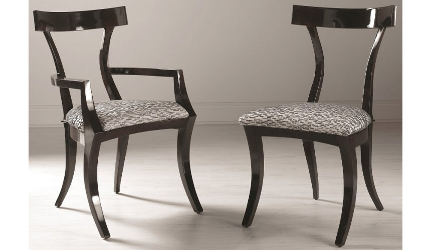 Dining Chairs Hollow Back Chairs