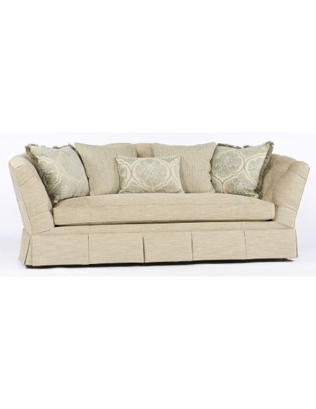 SOFA, COUCH & LOVESEAT 80 sofa. High style home furnishings.
