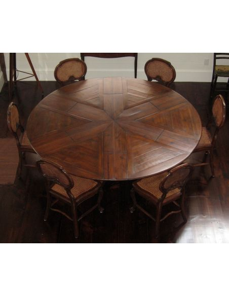 Dining Tables Solid walnut Jupe Dining Table 84