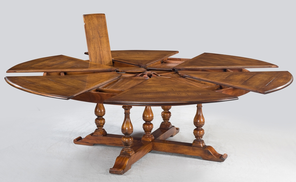 High Quality Dining Tables Solid Walnut Jupe Dining Table 84