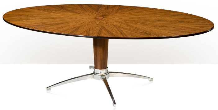 Sleek ii for Sleek dining room tables