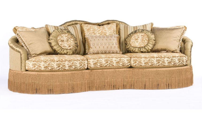 SOFA, COUCH & LOVESEAT Knock Out Neutral Sofa