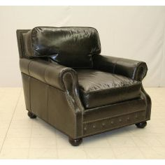 Leather Living Room Chair 9830-03