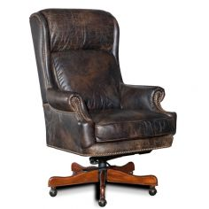 Luxury Leather desk chair