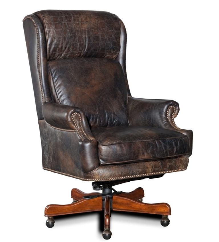 Office Chairs Luxury Leather Desk Chair