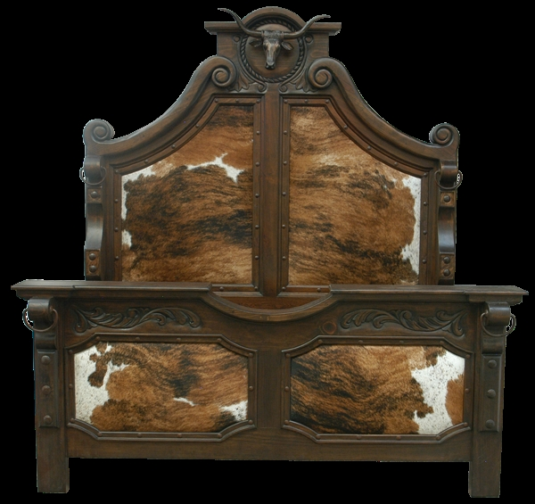 Awesome BEDS   Queen, King U0026 California King Sizes Longhorn Bed. High Style Western  Furniture