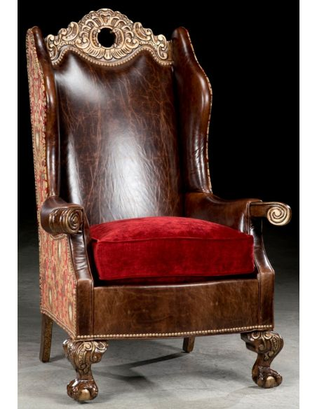 Luxury Leather & Upholstered Furniture Lord Grantham, Downton furniture collection.