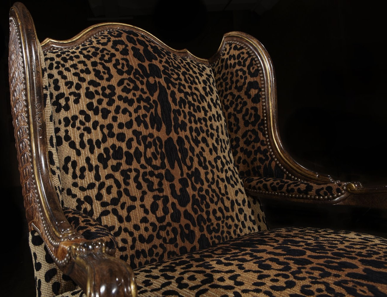 high end upholstered furniture. Luxury Leather \u0026 Upholstered Furniture Love My Leopard Chair High End E