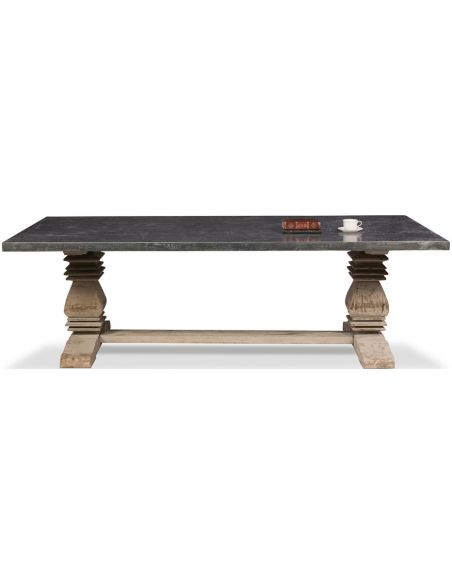 Dining Tables Zinc Top Table