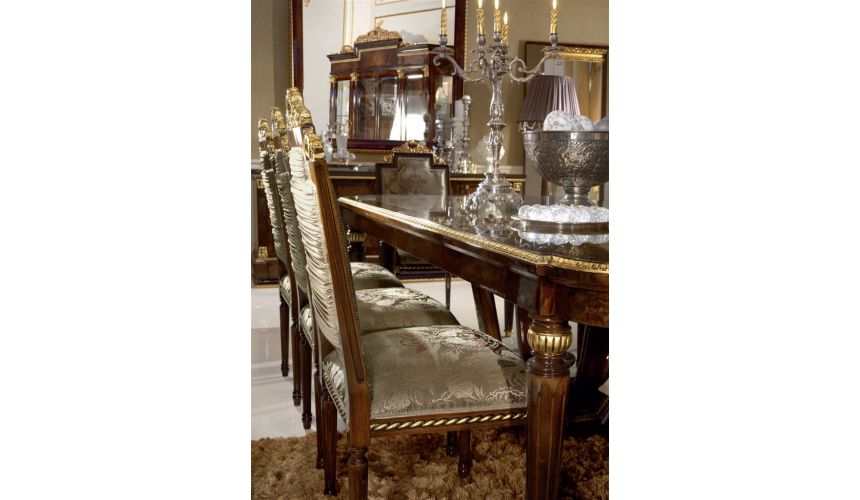Dining Tables Elegant Luxury Dining Table