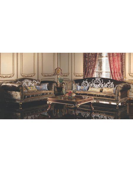 SOFA, COUCH & LOVESEAT Elegant Sofa 3 Seater